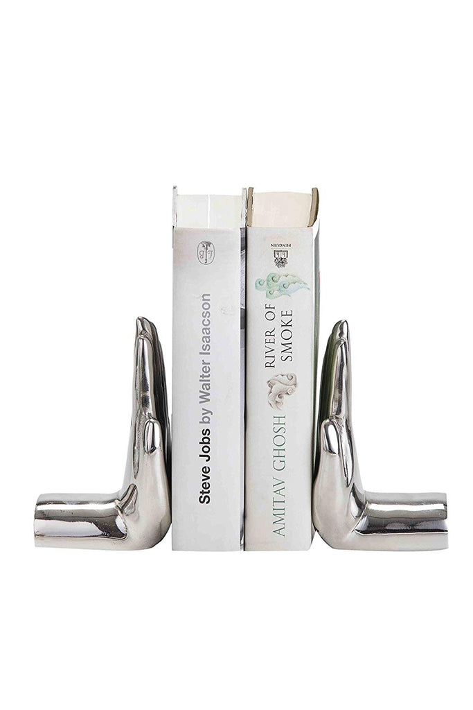 Moshi Folded Hands Bookend set of 2