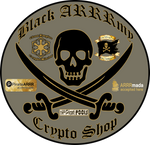 Black ARRRmy Crypto Shop