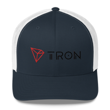 Load image into Gallery viewer, Tron Trucker Cap