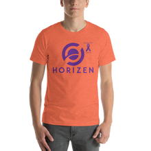 Load image into Gallery viewer, Horizen Pancreatic Cancer Awareness Short-Sleeve Unisex T-Shirt