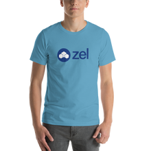 Load image into Gallery viewer, Zel Short-Sleeve Unisex T-Shirt