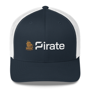 Pirate Chain Trucker Cap