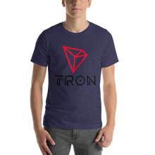 Load image into Gallery viewer, Tron Front Print Only Short-Sleeve Unisex T-Shirt