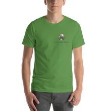 Load image into Gallery viewer, Cannabis Coin Short-Sleeve Unisex T-Shirt
