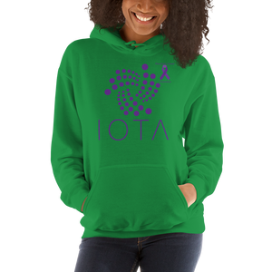 IOTA Pancreatic Cancer Awareness Unisex Hoodie