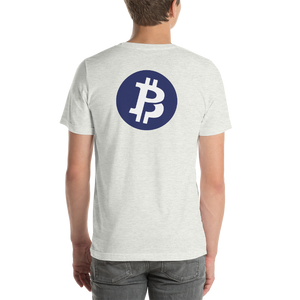 Bitcoin Private Short-Sleeve Unisex T-Shirt