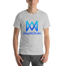 Load image into Gallery viewer, Quark Chain Front Print Only Short-Sleeve Unisex T-Shirt