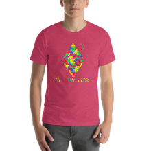 Load image into Gallery viewer, Ethereum Classic Autism Awareness Short-Sleeve Unisex T-Shirt