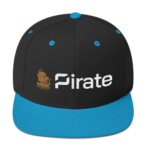 Pirate Chain Snapback Hat