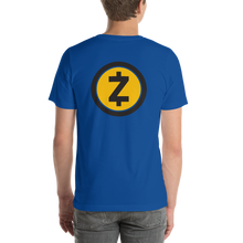 Load image into Gallery viewer, Zcash Short-Sleeve Unisex T-Shirt