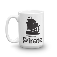 Load image into Gallery viewer, Pirate Black Mug