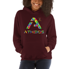 Load image into Gallery viewer, Atheios Autism Awareness Unisex Hoodie