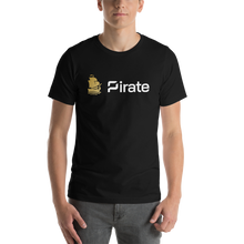 Load image into Gallery viewer, Pirate Front Side Print Only Short-Sleeve Unisex T-Shirt