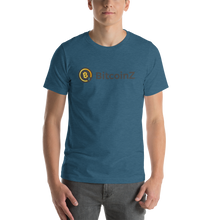Load image into Gallery viewer, BitcoinZ Short-Sleeve Unisex T-Shirt