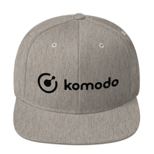 Load image into Gallery viewer, Komodo Snapback Hat