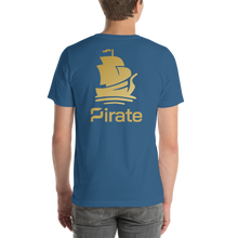 Load image into Gallery viewer, Pirate Short-Sleeve Unisex T-Shirt