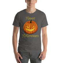 Load image into Gallery viewer, Happy Halloween Short-Sleeve Unisex T-Shirt