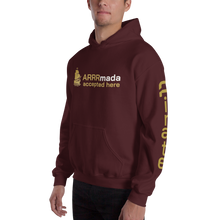 Load image into Gallery viewer, ARRRmada Hooded Sweatshirt