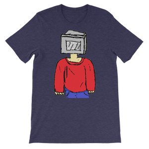 TV Guy Short-Sleeve Unisex T-Shirt