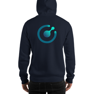 New Komodo Logo Hooded Sweatshirt