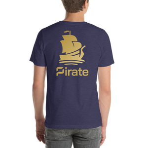 Pirate Short-Sleeve Unisex T-Shirt