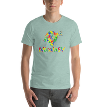 Load image into Gallery viewer, BitcoinSV Autism Awareness Short-Sleeve Unisex T-Shirt