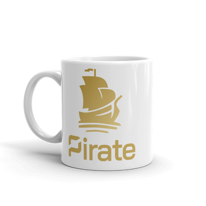 Pirate Gold Mug