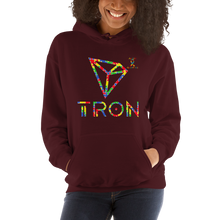 Load image into Gallery viewer, Tron Autism Awareness Unisex Hoodie