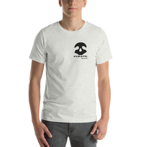 Pirate Black Private Transactions Short-Sleeve Unisex T-Shirt