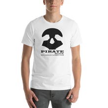 Load image into Gallery viewer, Pirate Black Private Transactions Short-Sleeve Unisex T-Shirt