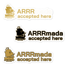 Load image into Gallery viewer, ARRRmada Stickers