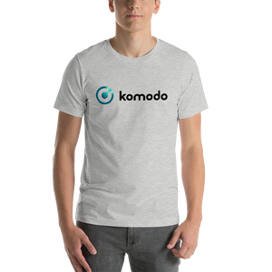 New Komodo Logo Short-Sleeve Unisex T-Shirt