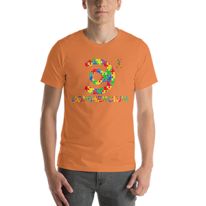 Commercium Autism Awareness Short-Sleeve Unisex T-Shirt