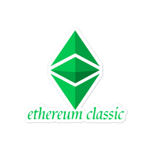 Load image into Gallery viewer, Ethereum Classic