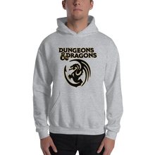 Load image into Gallery viewer, D&D Hooded Sweatshirt