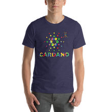 Load image into Gallery viewer, Cardano Autism Awareness Short-Sleeve Unisex T-Shirt