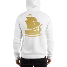 Load image into Gallery viewer, Pirate Logo Hooded Sweatshirt