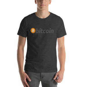 Bitcoin Short-Sleeve Unisex T-Shirt