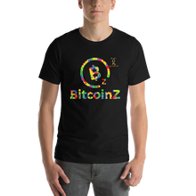 Load image into Gallery viewer, BitcoinZ Autism Awareness Short-Sleeve Unisex T-Shirt