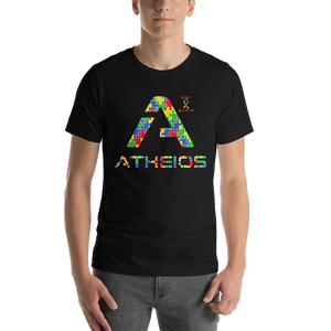 Atheios Autism Awareness Short-Sleeve Unisex T-Shirt