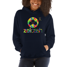Load image into Gallery viewer, Zelcash Autism Awareness Unisex Hoodie