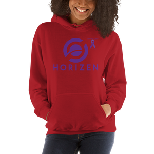 Horizen Pancreatic Cancer Awareness Unisex Hoodie