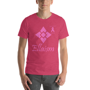 Ellaism Breast Cancer Awareness Short-Sleeve Unisex T-Shirt