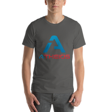 Load image into Gallery viewer, Atheios Front Print Only Short-Sleeve Unisex T-Shirt