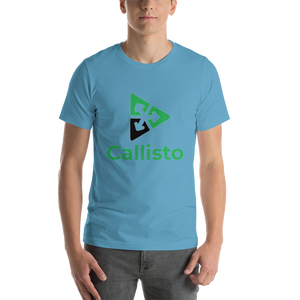 Callisto Front Print Only Short-Sleeve Unisex T-Shirt