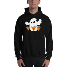 Load image into Gallery viewer, Halloween Boo Ghost Hooded Sweatshirt