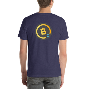 BitcoinZ Short-Sleeve Unisex T-Shirt
