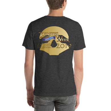 Pirate Week Short-Sleeve Unisex T-Shirt