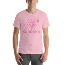 Load image into Gallery viewer, Cardano Breast Cancer Awareness Short-Sleeve Unisex T-Shirt