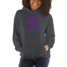 Load image into Gallery viewer, Horizen Pancreatic Cancer Awareness Unisex Hoodie